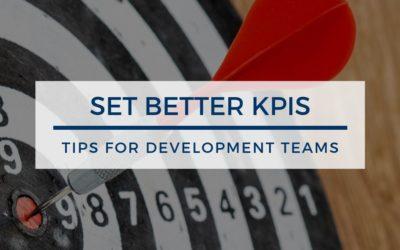 KPI Best Practices for Development Teams
