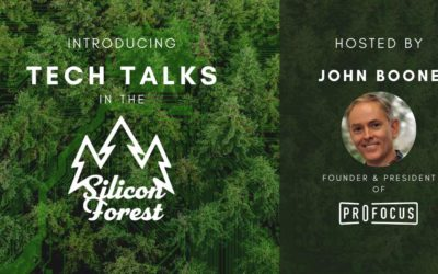 Introducing Tech Talks in the Silicon Forest