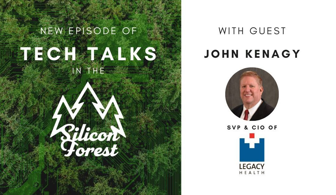 NEW EPISODE – Tech Talks in the Silicon Forest