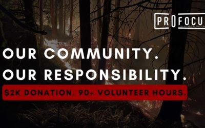 ProFocus Northwest Wildfire Response