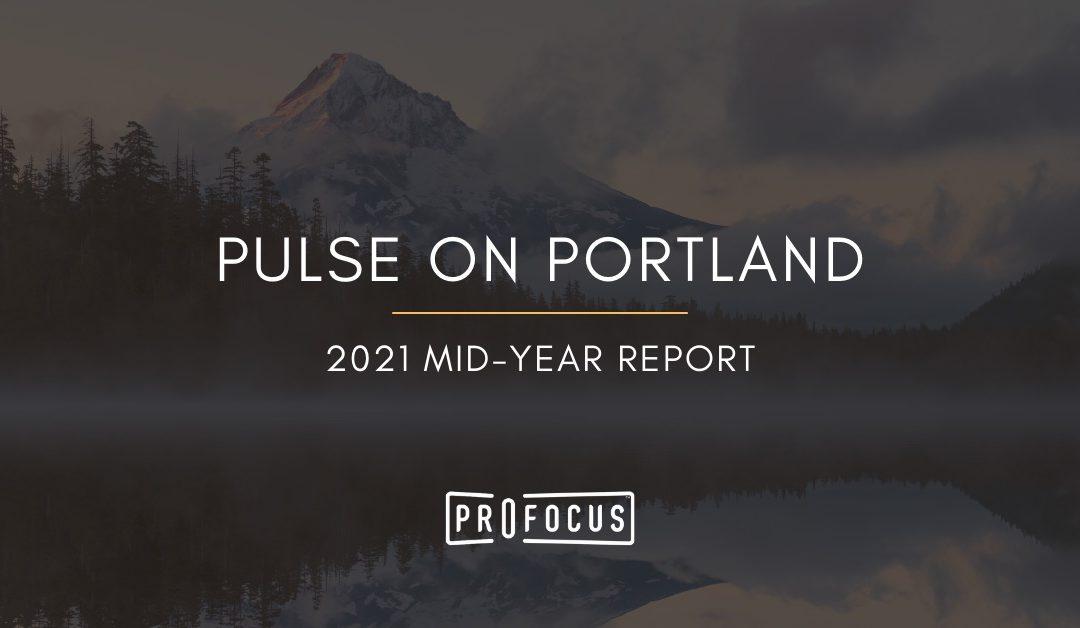 2021 Pulse Report